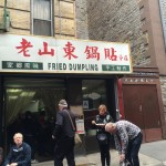 Fried Dumplings in NYC's Chinatown