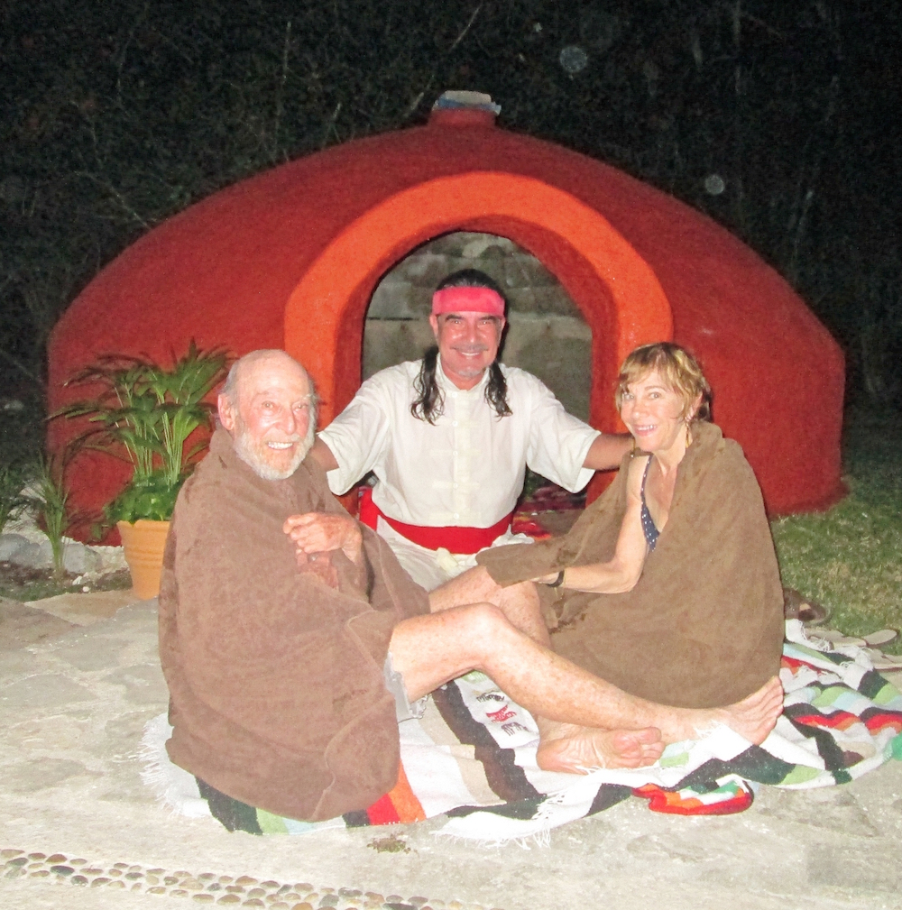 Temazcal Sweat Lodge in Cozumel