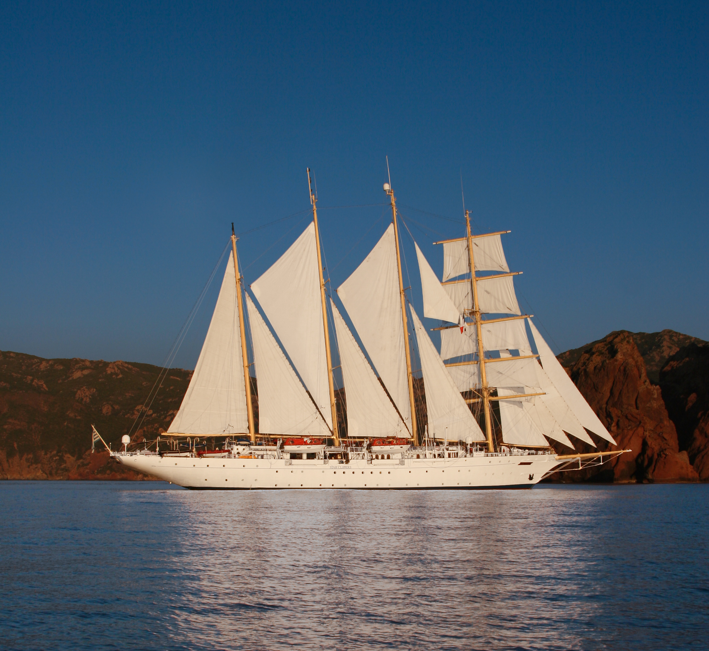 Star Clippers: An Adventure under Sail