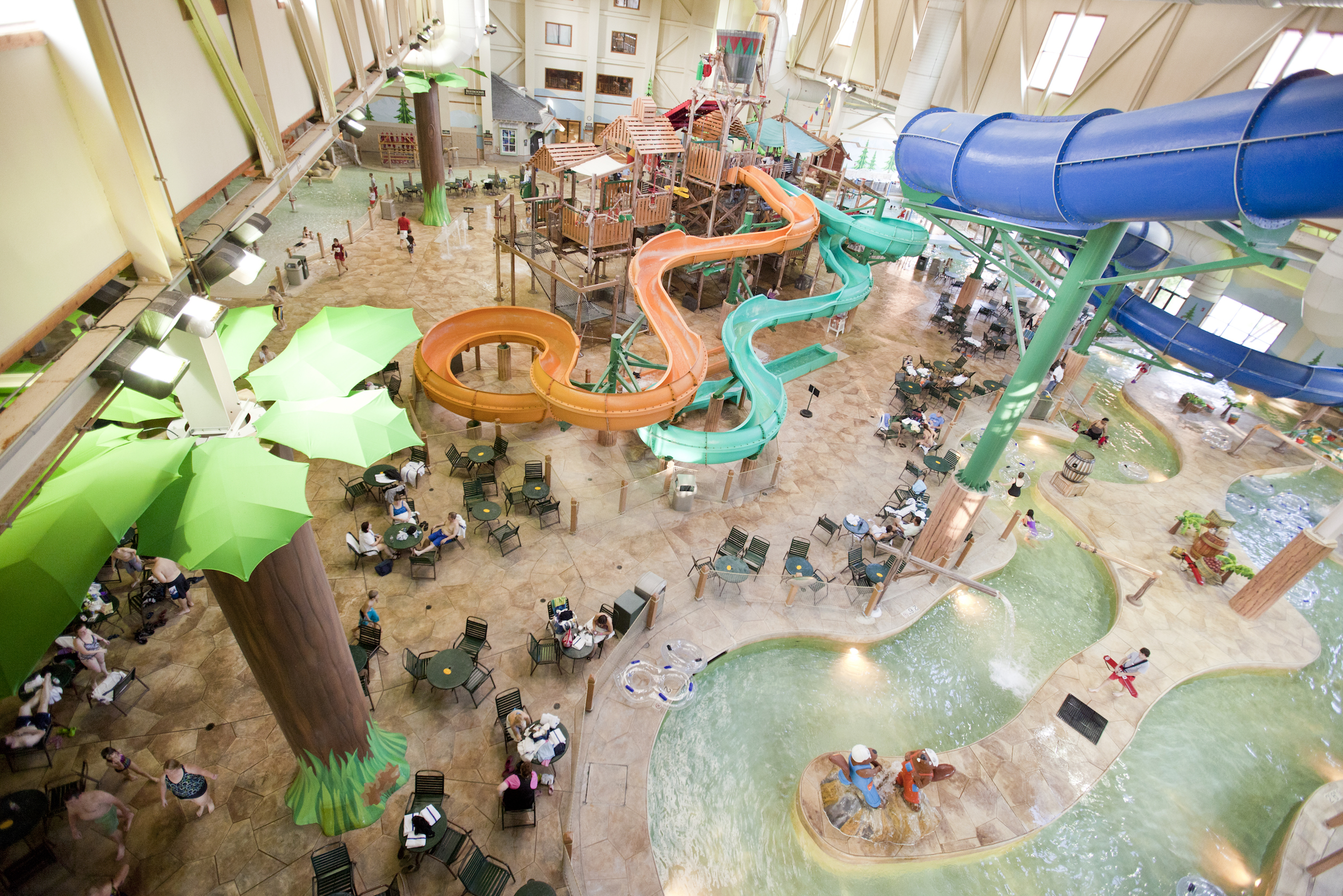 Williamsburg Water Park