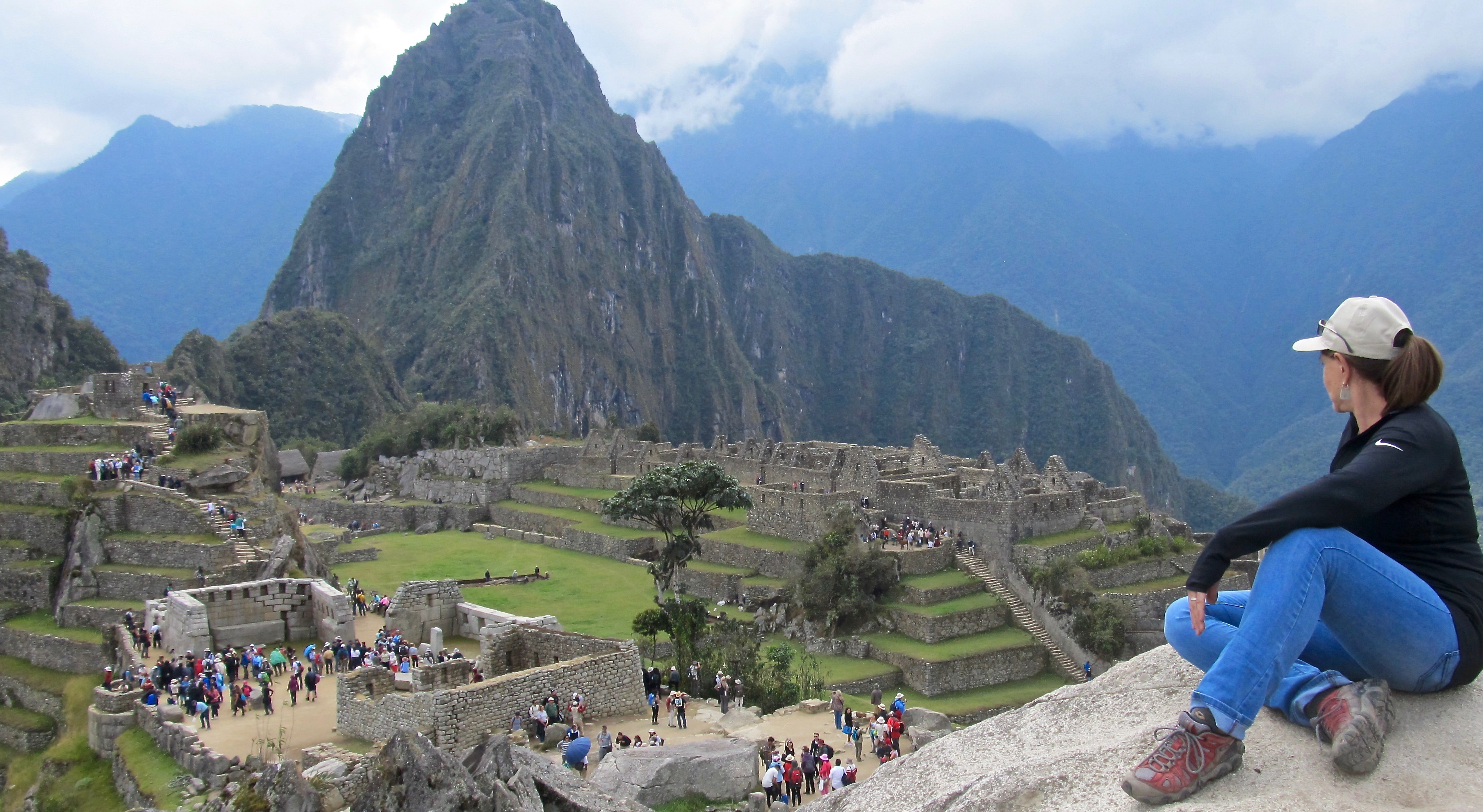 Machu Picchu: Dimes on the Dollar