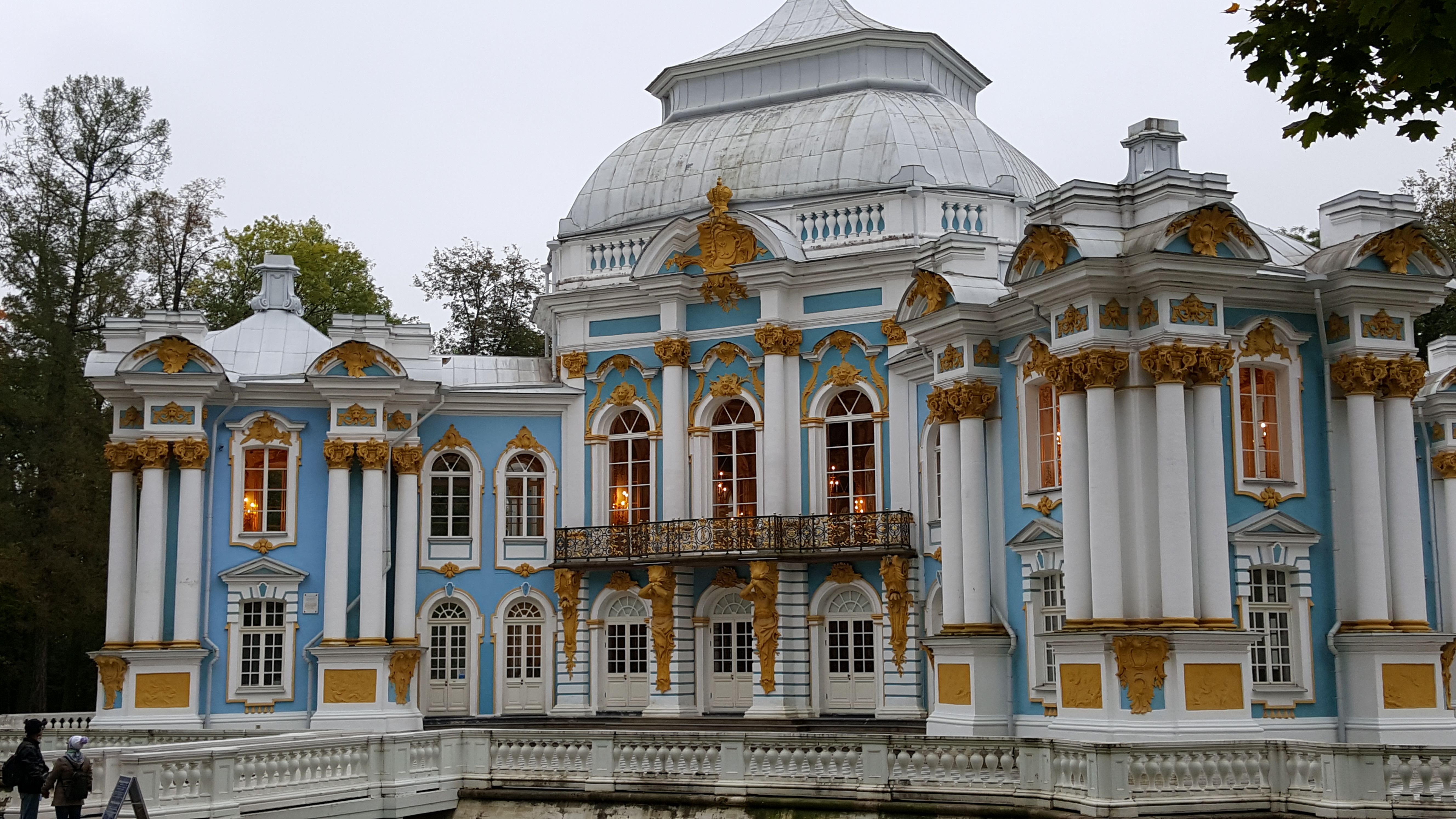 Hermitage Pavilion at Catherine Palace