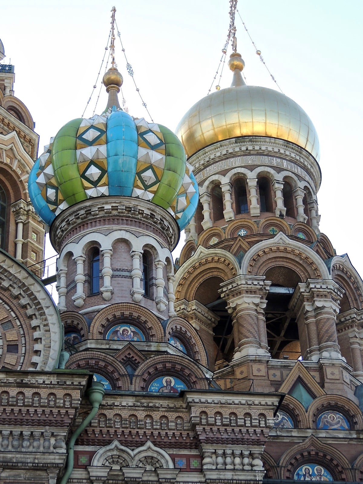 Russia (Part I): St. Petersburg's Cathedrals
