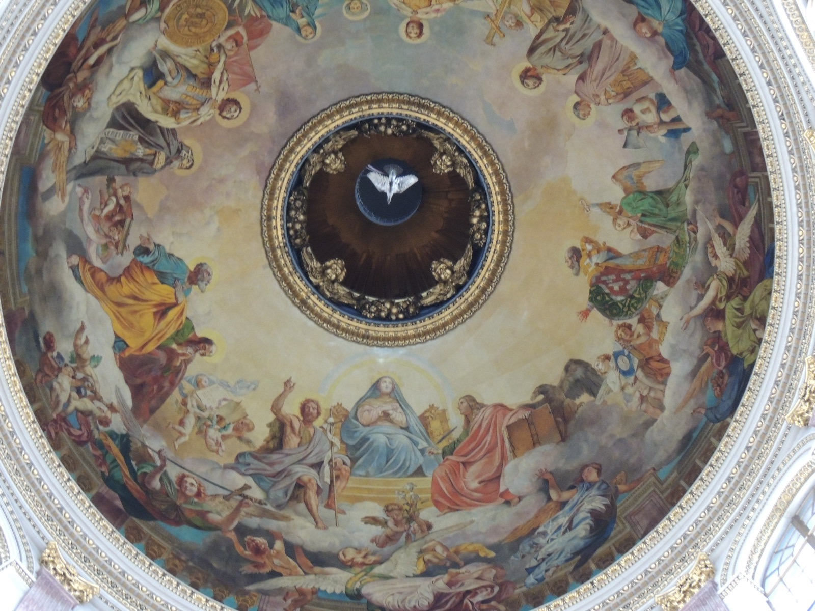 Dome of St. Isaac's