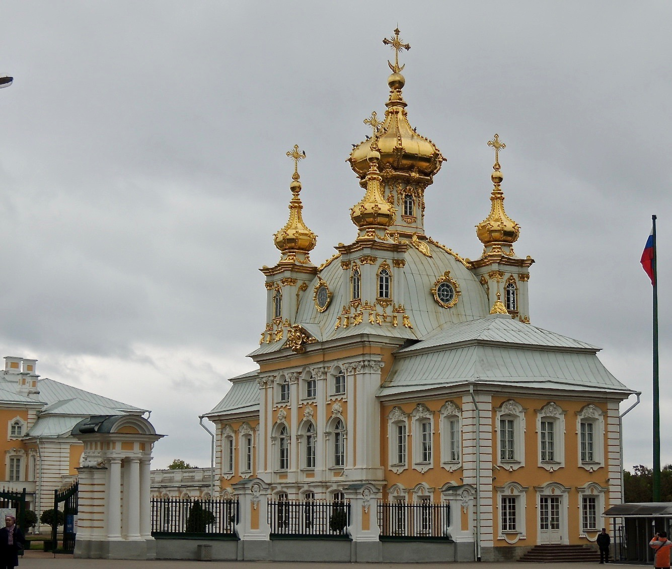 Peterhof, the Russian Versailles