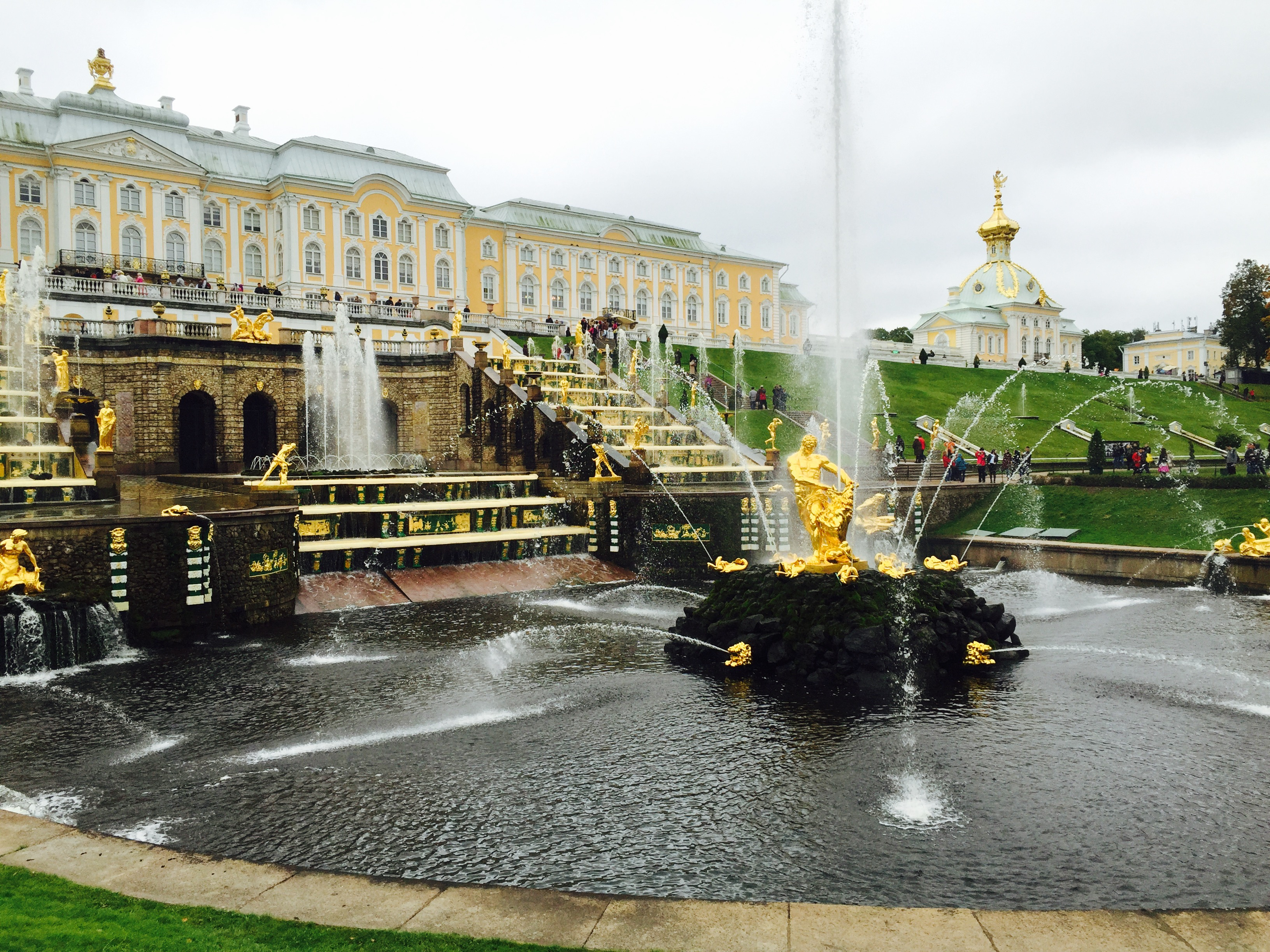 Russia (Part II): St. Petersburg, the palaces