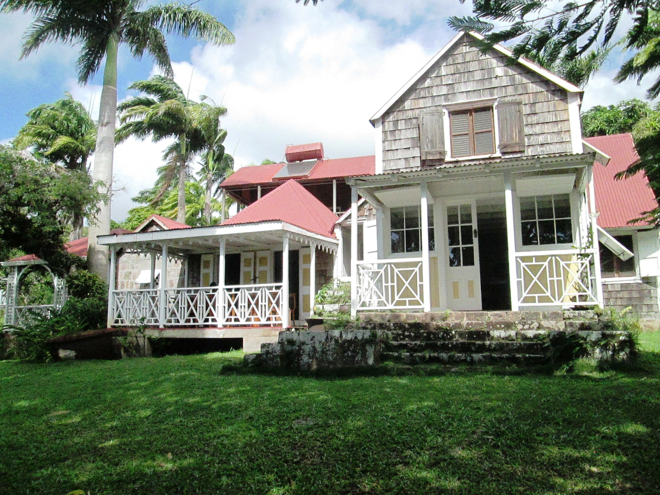 Nevis Island Hamilton 39 S Birthplace Fab Senior Travel