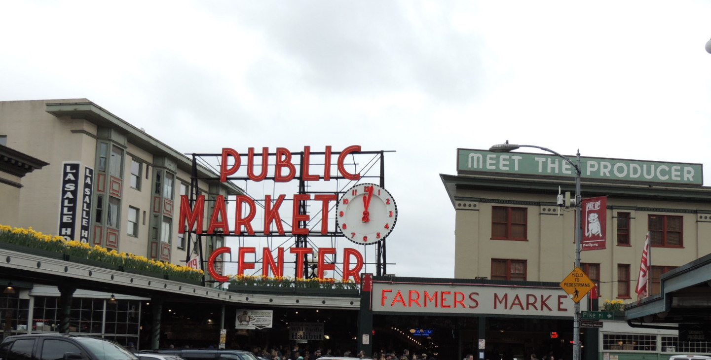 The #1 most popular tourist attraction in Seattle.