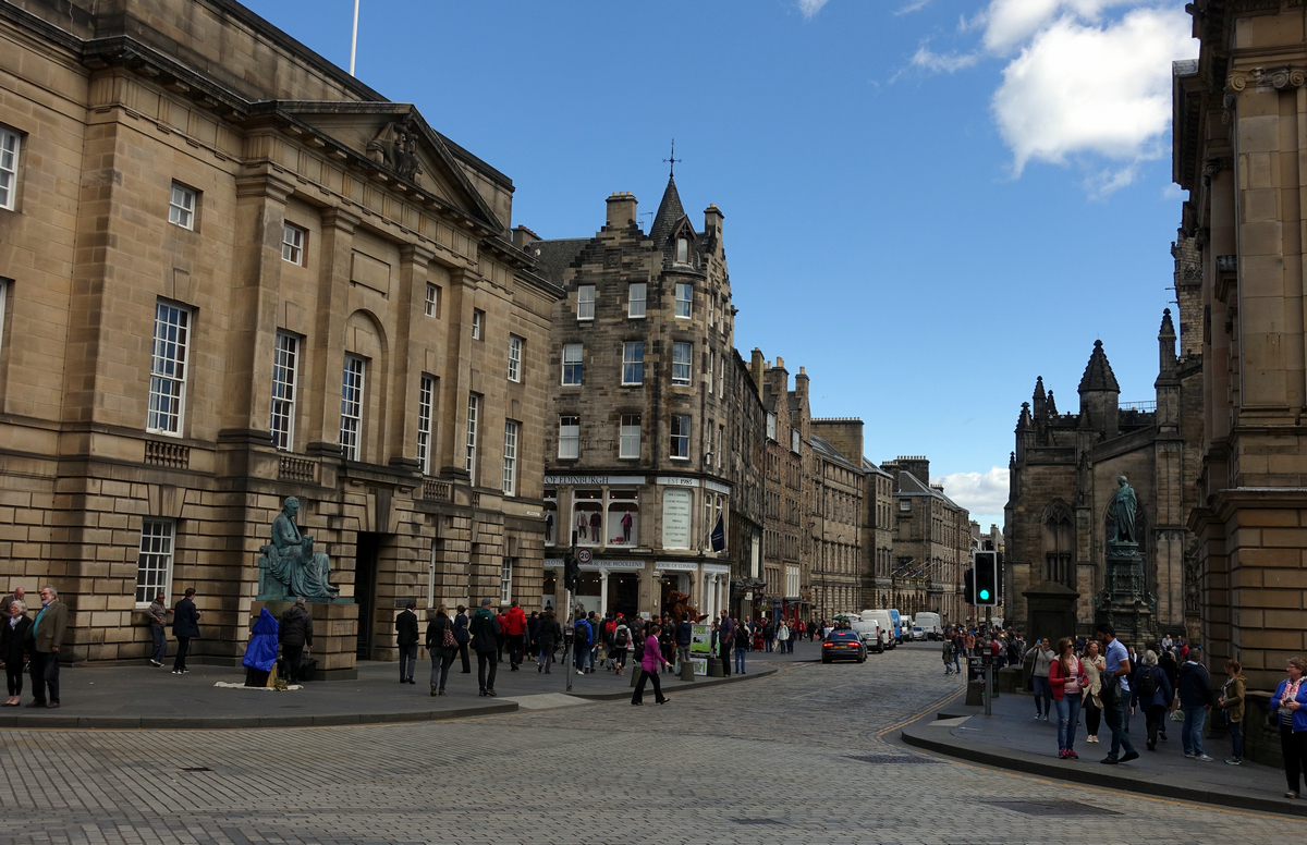 Royal Mile.