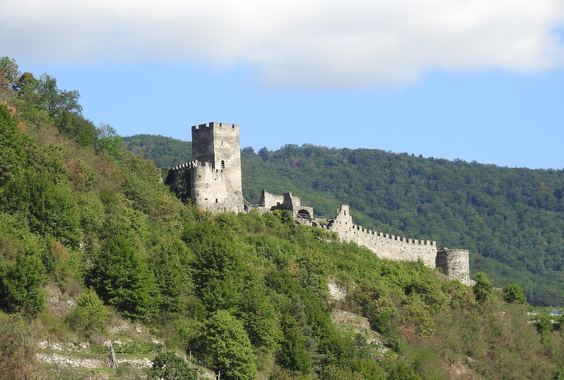 Legends of the Wachau Valley