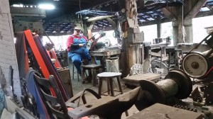 Blacksmith Shop Craftsman