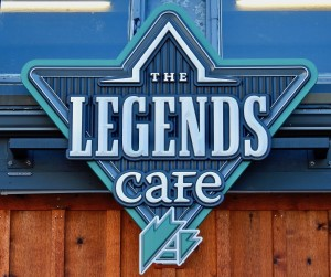 The Legends Cafe will prepare a custom ordered, skillet served breakfast.