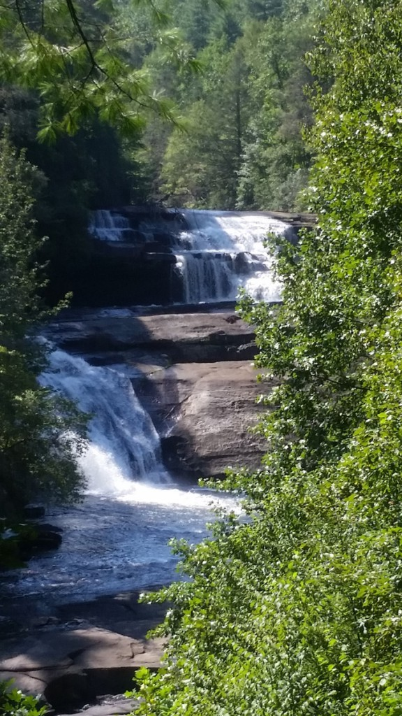 Hooker Falls Photo from the WEB