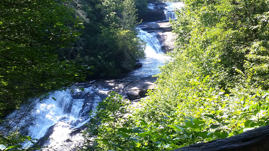 High Falls Trail Photo from the WEB