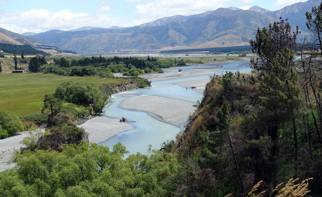Christchurch and Hanmer Springs, South Island, New Zealand