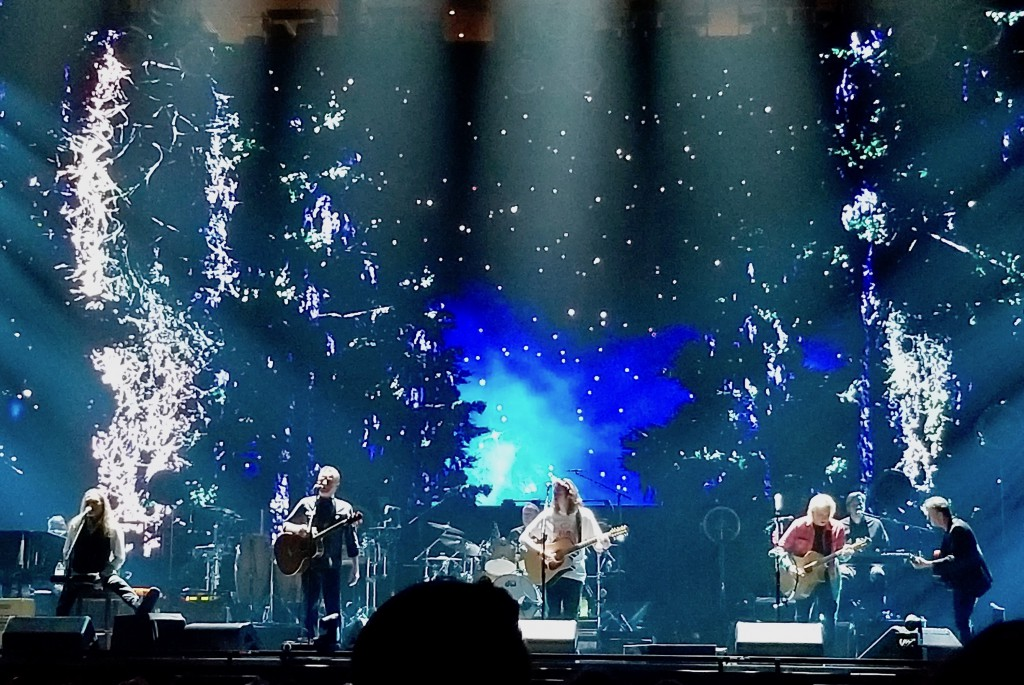 The Eagles in concert at Vivint Arena, Salt Lake City, May 20, 2018