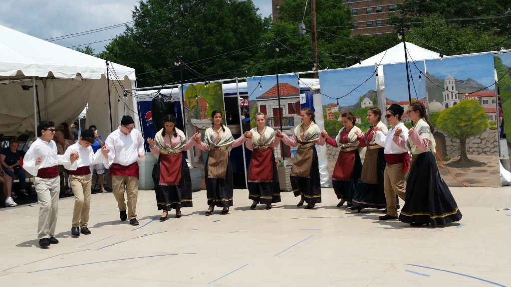 Greek Festival in Greenville