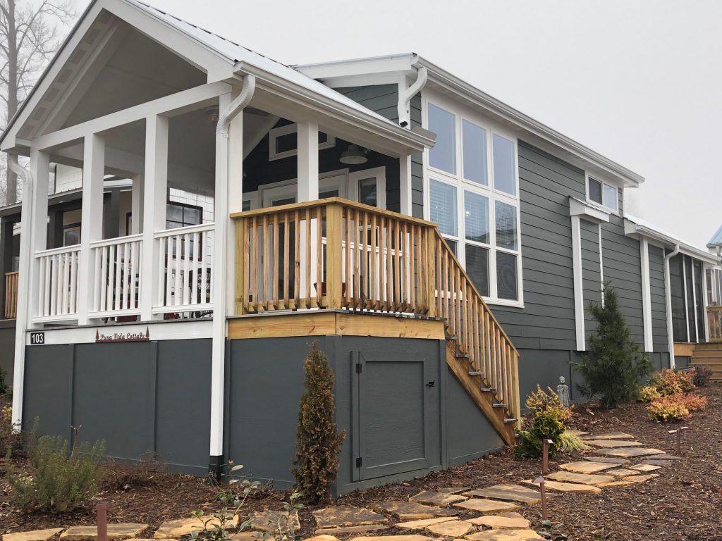 Fine Stay In A Tiny House In North Carolina Fab Senior Travel Download Free Architecture Designs Rallybritishbridgeorg